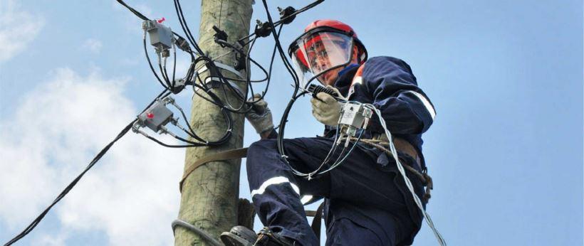 Монтаж уличного освещения в Севастополе и Крыму